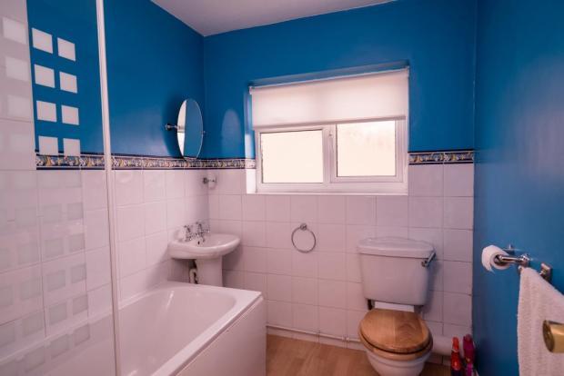 Bathroom (Family Bathroom )
