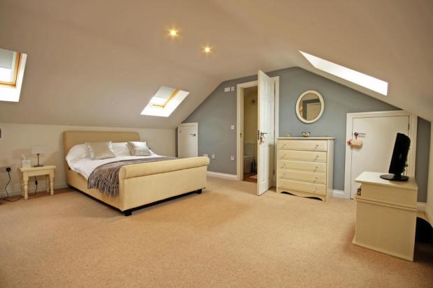 Bedroom 4 (Double with Ensuite)