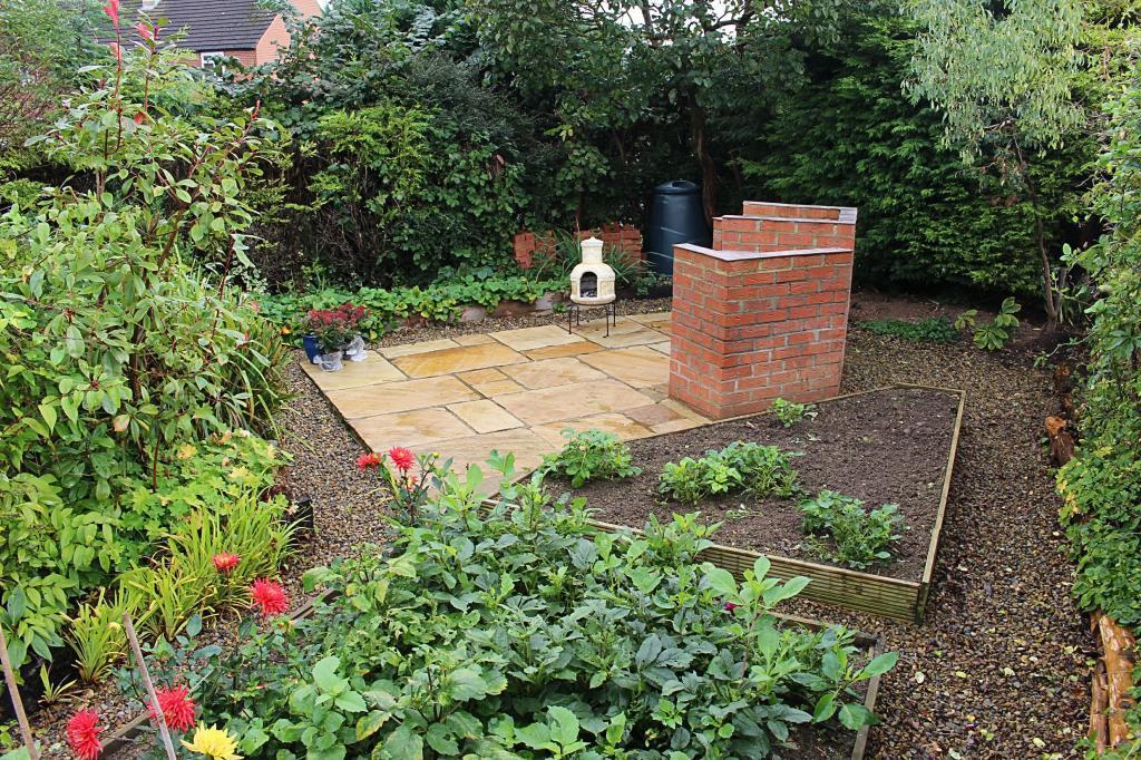Garden Upper Tier