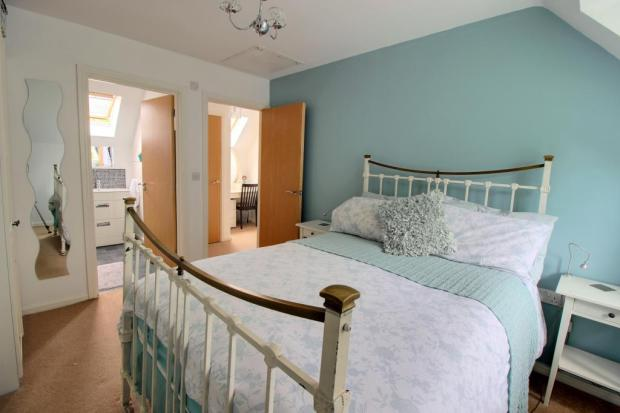 Bedroom 3 (Double with Ensuite)