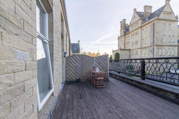 Decked Balcony Area (2)