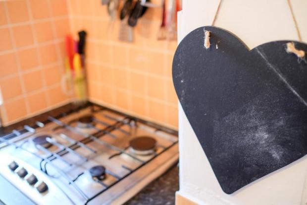 Kitchen detail shot