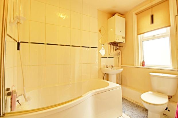 Bathroom for self contained flat