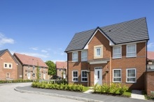Barratt Homes, Elworth Gardens