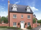 5 bed new house for sale in Lexden View, Tufnell Way...