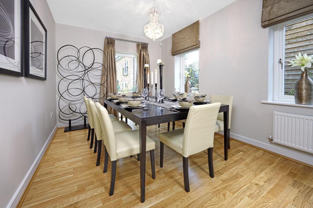 contemporary beige dining room design ideas photos