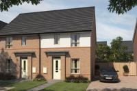 3 bed new house in Gunnerston Grove, Kenton...
