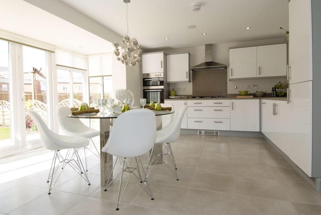 4 Bedroom Detached House For Sale In Dunbar Way Ashby De
