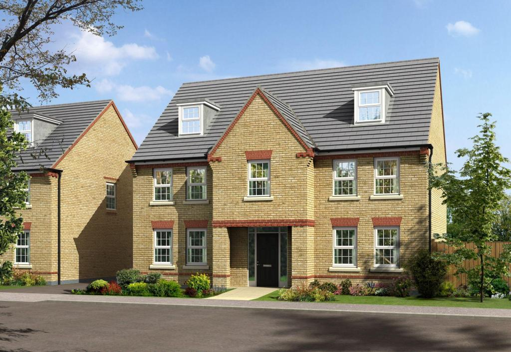 5 bedroom detached house for sale in dunbar way ashby de for Ashby homes