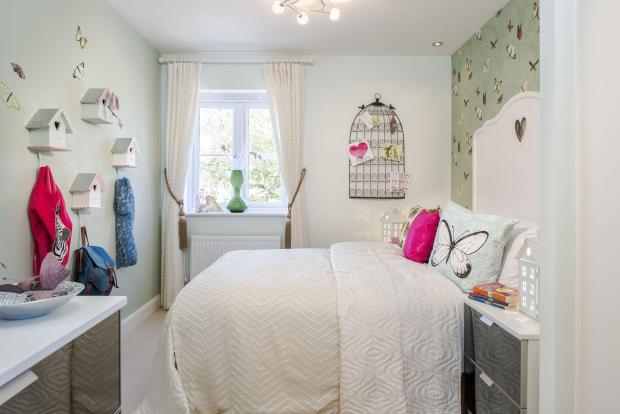 Cornell Bedroom