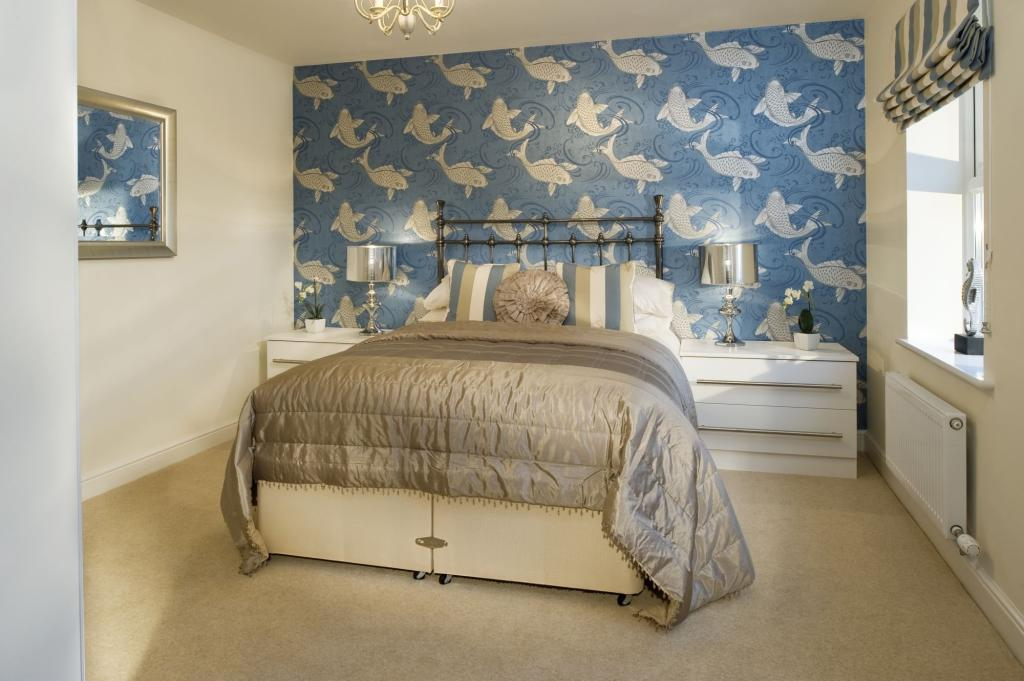 The Belstead bedroom