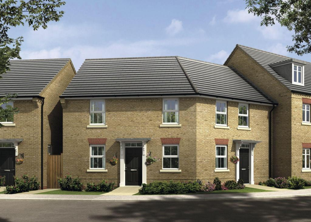 2 bedroom apartment for sale in dunbar way ashby de la for Ashby homes