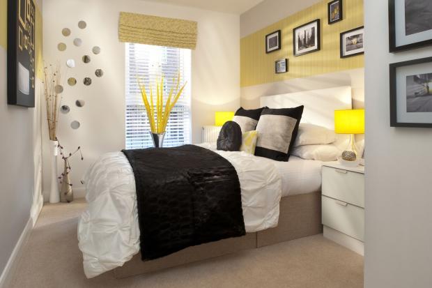 Easthorpe Bedroom