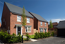 David Wilson Homes, Blundell's Wood