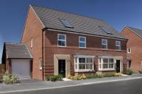 new house in Snowberry Lane, Melksham...