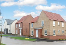 Barratt Homes, Springhill Meadows, Cayton