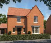 4 bed new home for sale in London Road, Buckingham...