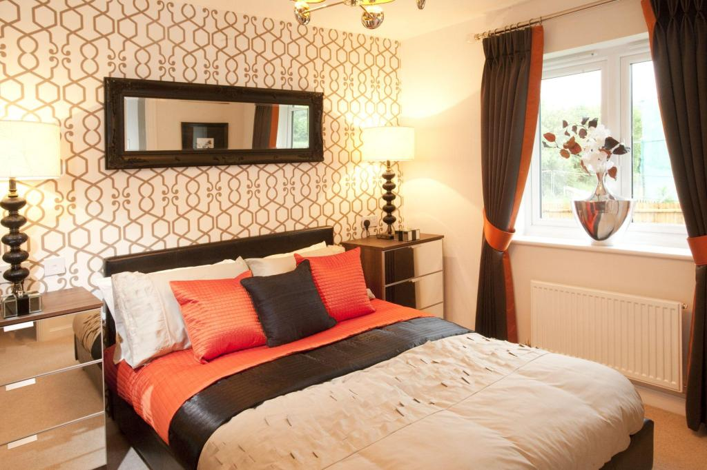 Typical image of Windermere bedroom one.