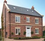 5 bed new house in Syke Lane, Scarcroft...
