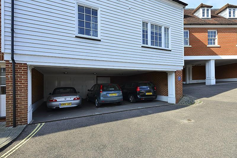 Undercroft Parking B
