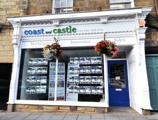 Coast and Castle Estate Agents, Alnwickbranch details