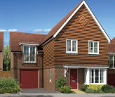 4 bed new property for sale in Gravelye Lane, Lindfield...
