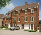 3 bedroom new home in Langley's Quay...