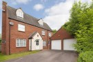 Detached home in Walsingham Close...