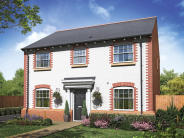 4 bed new home for sale in Vicarage Lane...