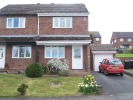 2 bedroom semi detached property for sale in Lime Close, Ludlow...