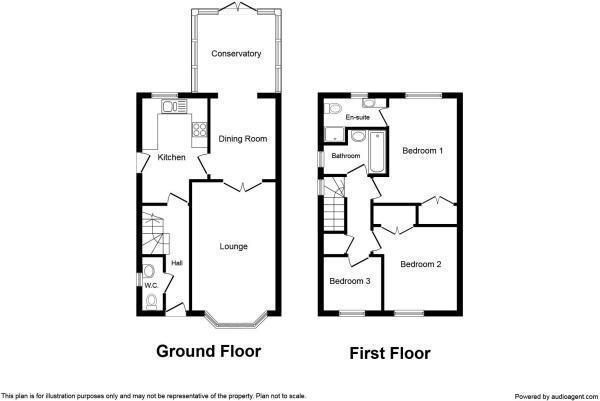 1 Laurel Way- Floorp