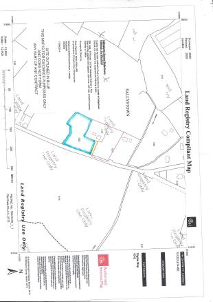 Plot for sale in Wexford, Murrintown