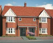 3 bedroom new home in Kings Close...