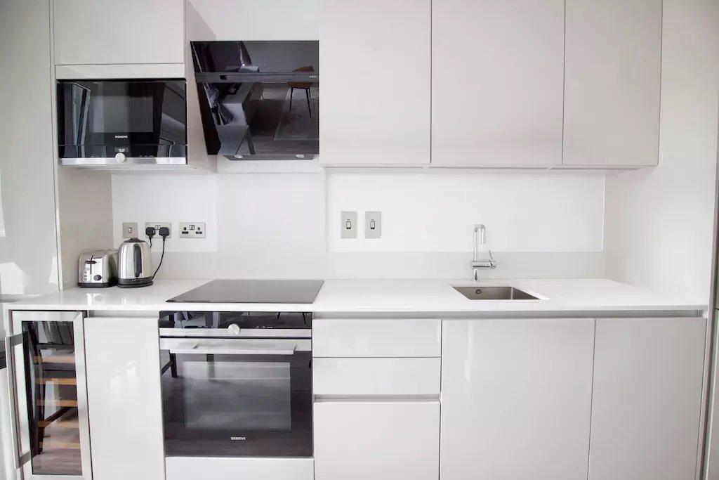 Kitchen (Open Plan)