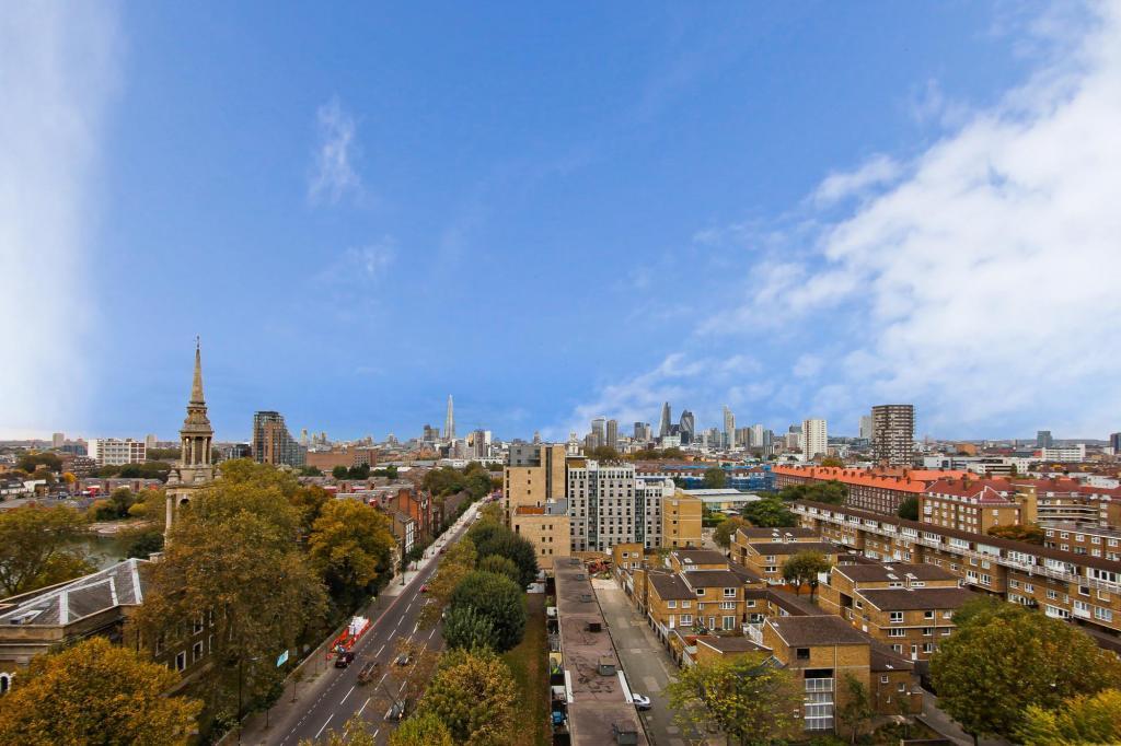 Views of London Skyline