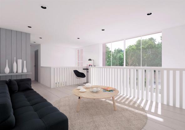 Unit 2 - Living Room