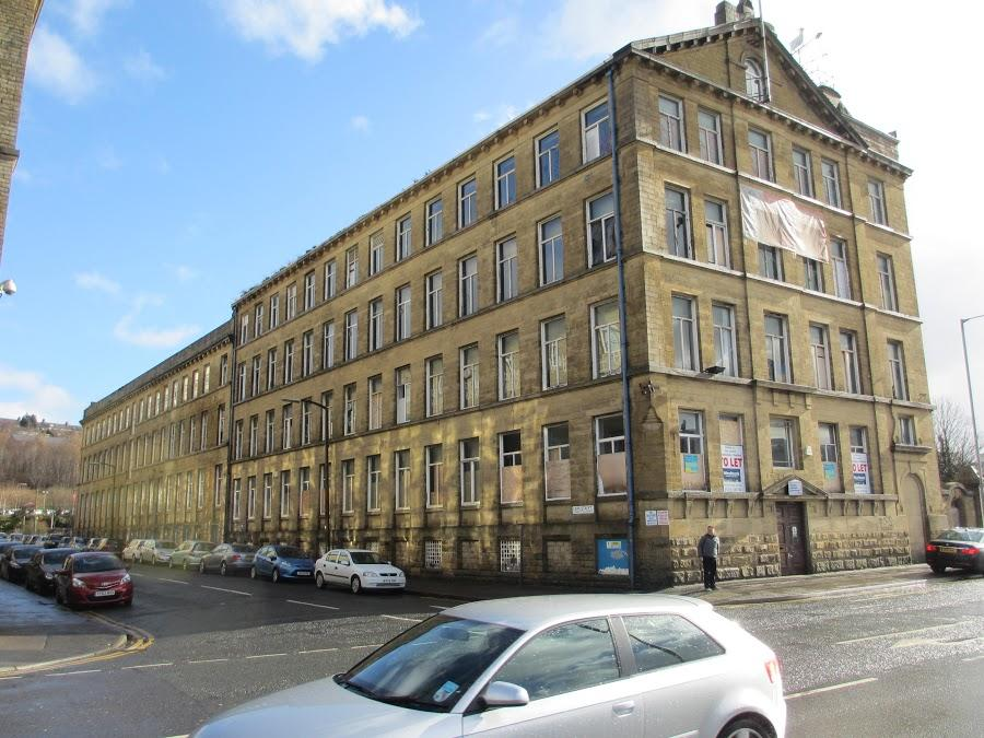 1 bedroom apartment for sale in midland mills bradford bd1