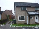 2 bed semi detached home in Limewood Close...