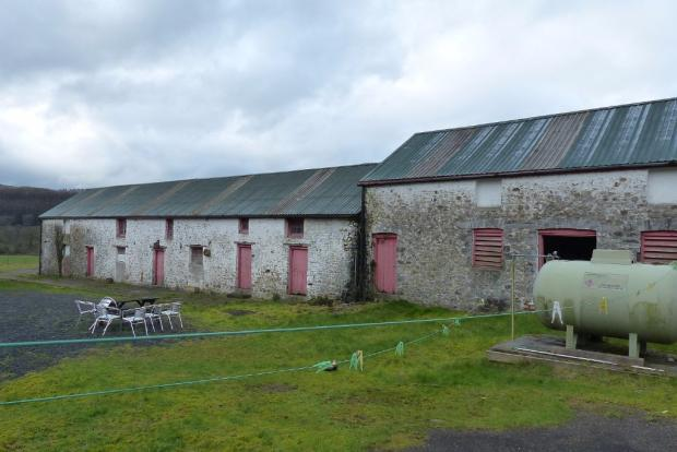 Cow Shed & Building