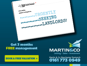 Get brand editions for Martin & Co, Manchester Prestwich - Lettings & Sales