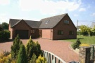 Detached home for sale in Rhosgoch, Powys