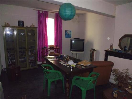Apt 1  Living room/Salon