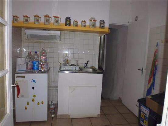 Apt 1  Kitchen/Cuisine