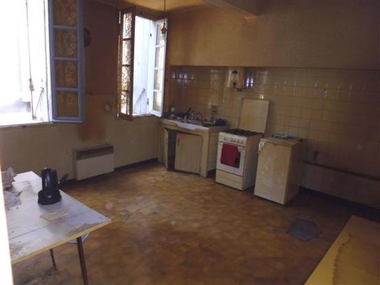 Apt 2  Kitchen/Cuisine