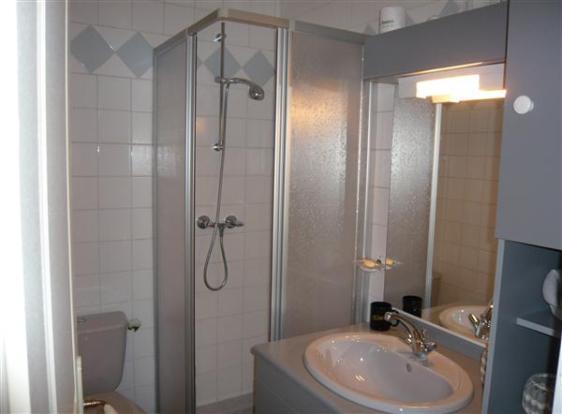 Shower room/Salle d'eau
