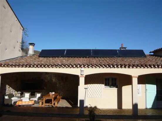 Solar panel/panneau solaire