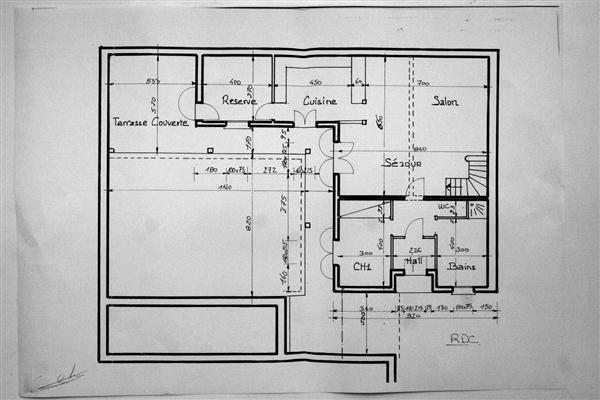 plans - Ground floor