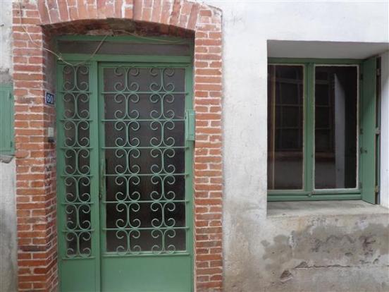 Mean door/porte d'entrée principale
