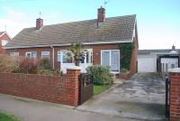 3 bedroom Semi-Detached Bungalow in North Road, WITHERNSEA...