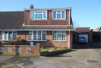 Semi-Detached Bungalow for sale in Saffron Garth...